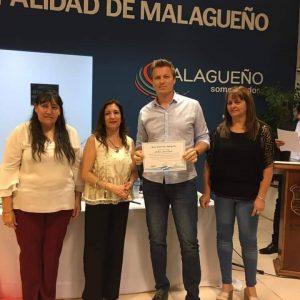 Lucas Bettiol - Concejal de Malagueño 2019-2023