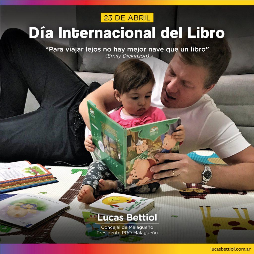 23 de Abril - Día Internacional del Libro