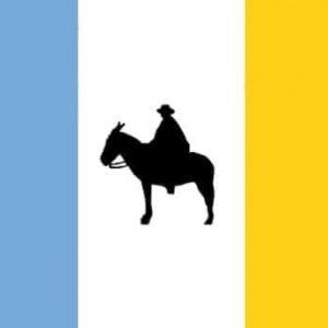 Bendición de primera Bandera Brocheriana y misa en Gruta de Barrio Montevideo