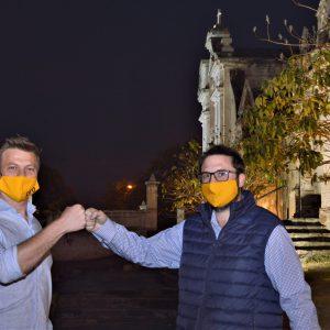 Cambiando Juntos - Oscar Agost Carreño y Lucas Bettiol