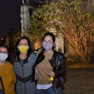 Cambiando Juntos - Viviana Brito y Mariana Gigena del PRO Malagueño junto a la Senadora Laura Rodriguez Machado