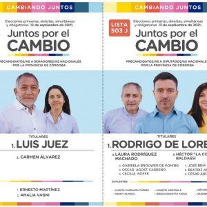 Cambiando Juntos - Boleta Voto